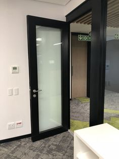 Over 50 Varikust® VK62 acoustic doors were installed at Accenture - Waterfall Park, Johannesburg - Aluglass Bautech