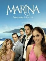 Marina - After her mother's death, Marina Hern?ndez becomes heir to a fortune and moves into the Alarc?n family's mansion -- where she's treated with contempt. Angelica Celaya, David Zepeda, In And Out Movie, Uk Tv, Latest Movies, Latina, Tv Series, Tv Shows, Entertainment