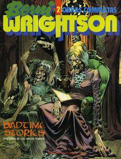 Comic Berni Wrightson, Obras Completas nº 2