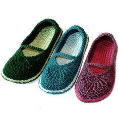 Adult Mary Jane Slippers