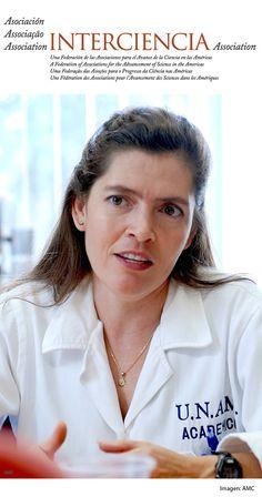 """Dra. Laura Palomares Aguilera, ganadora del """"Interciencia Award for Life Sciences 2014"""" - http://plenilunia.com/estilo-de-vida/mujeres-en-la-historia/dra-laura-palomares-aguilera-ganadora-del-interciencia-award-for-life-sciences-2014/30891/"""