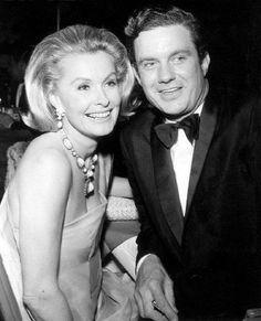Dina Merrill & Cliff Robertson