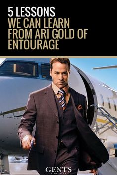 We can learn a lot from the one and only Ari Gold. Despite being a fictional character from the hit TV series, 'Entourage' - we can take key lessons from the life of Ari and apply them to our own for greater success. Ari is a brash, intense, and highly successful entrepreneur in Hollywood. Some would call him a man who gets what he wants, and others would call him an asshole.   With that said there are many life lessons that we can learn from Ari. Follow these lessons and you will be…