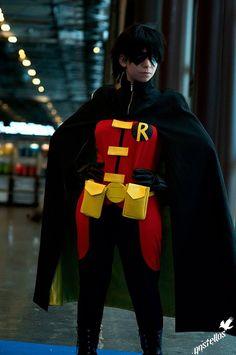 Lucille en Robin (version Young Justice) Découvrez son Deviant Art => http://rinokumur.deviantart.com/