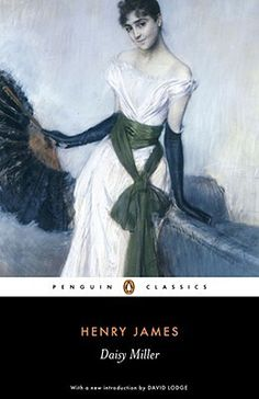 """Henry James writes about a flower in bloom who stands outside of society but is lovely nonetheless."""" I do not tell her that the Daisy Miller in the story is an incorrigible flirt looked down upon or made fun of by everyone around her. """"She has tragic ending.""""  """"Great,"""" she mutters. (Last Hit, Jessica Clare)"""