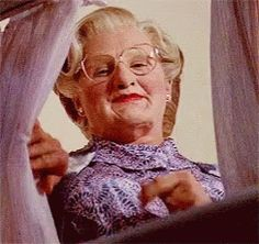 Discover & share this Mrs Doubtfire GIF with everyone you know. GIPHY is how you search, share, discover, and create GIFs. Robin Williams, Ms Doubtfire, Middle Finger Gif, Mood Gif, Photo Star, Cartoon Gifs, Funny Cute, Hilarious, Laugh Out Loud