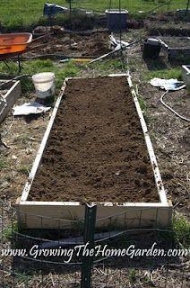 Garden Box Tips