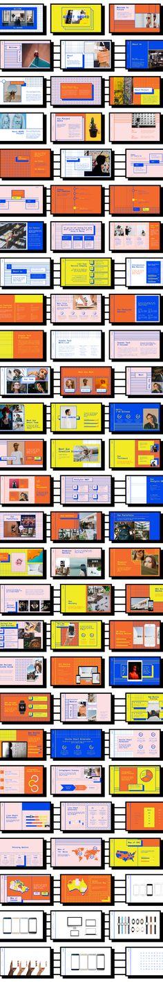 Neord-Keynote Presentation Templates by InvasiStudio Powerpoint Design Templates, Layout Template, Web Design, Best Banner, Creative Poster Design, Memphis Design, Presentation Layout, Poster Layout, Banner Design