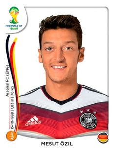 Alemania - Mesut Özil