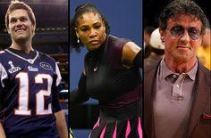 Tom Brady, Serena Williams e Stallone estão entre novos investidores do UFC #globoesporte