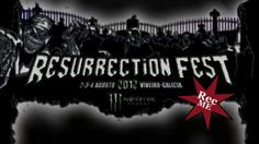Mas de tres horas de música con 60 temas de 21 grupos no son mas que una pequeña representación de lo que vivimos en esos días de agosto durante el Resurrection FEST, un festival de música centrado en la escena metal, hardcore y punk que tiene lugar en la localidad de Vivero, en la provincia de Lugo (España).