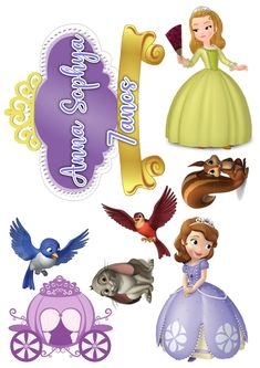 Sofia The First Birthday Party, First Birthdays, Cinderella, Disney Characters, Fictional Characters, Scrap, Pasta, Disney Princess, Princess