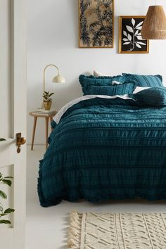 Corded Duvet | Anthropologie