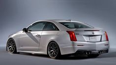 2016 D3 tuned Cadillac ATS-V coupe