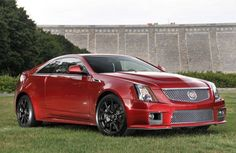 Cadillac CTS-V....when I get a raise, you will be mine!!!!