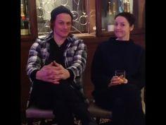 Outlander - Sam Heughan & Caitriona Balfe Q&A [Part2_Sub Ita]