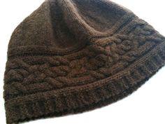 Bellopheron Knitting Pattern - PDF from The Buffalo Wool Co.