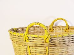 HOT: bamboo basket from ferse verse