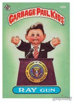 Garbage Pail Kids Original Series 2   GEEPEEKAY