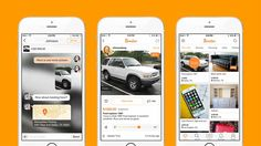 Buy and Sell Items From Your Phone: 5miles gives you access to a mobile marketplace for all kinds of stuff