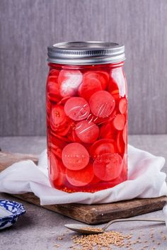 Easy pickled radishes - Simply Delicious