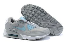 Heren AIR MAX 90 M021 Blauw Grijs [MODELNIKE 00524] - €75.99 : , Goedkoop Schoenen Winkel Online