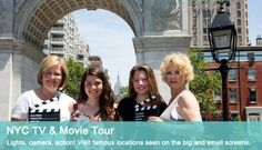 I love these TV / Movie Tours!  I am not set on THIS tour... I just think it would be fun!!!
