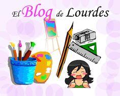 Dibujo Lourdes: