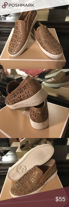 MK signature Keaton slip on sneakers Keaton slip on sneakers Michael Kors Shoes Sneakers