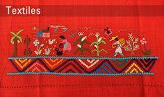 Artesanía de Pátzcuaro, Textiless :: Patzcuaro.com ::