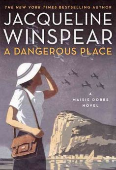 A Dangerous Place by Jacqueline Winspear ... Arriving in turbulent 1937 Gibraltar in the aftermath of a tragedy, Maisie Dobbs raises the British Secret Service's suspicions through her involvement in the murder of a Sephardic Jewish photographer. Find this book @ your Library here http://hpl.iii.com:2088/record=b1211942~S1