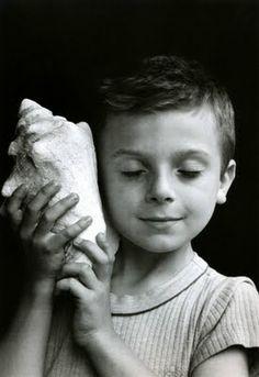 Edouard Boubat... peaceful face...