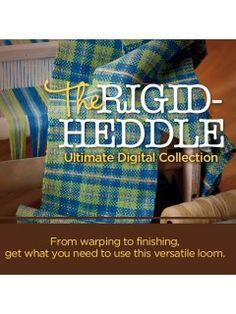 Rigid Heddle Weaving Collection: Loom Instruction & Weaving Patterns | InterweaveStore.com