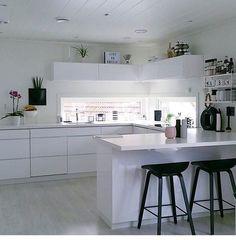 Cucina black& white