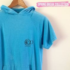 OP '83 Hoodie Tee So rad! Thirty-three years old rare piece from OP. Roughed up for sure, has some discolorations and fading. Soft & cozy. Wear this camping on the beach!   BRAND: Ocean Pacific MATERIAL: 100% cotton YEAR/ERA: 1983 LABEL SIZE: M BEST FIT: XS/S  MEASUREMENTS: Chest 19 inches Length 24 inches  ☠ No trades please!  Check out my closet for more vintage tees! Vintage Tops Sweatshirts & Hoodies