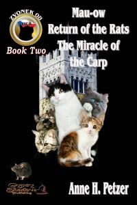 Once Upon a Blog . . .: GSP's Book of the Day December 19->#GypsyShadow #shortstories #cat #fantasy  Zvonek stumbles on a secret and ends up with more than lose ends, along with two other short stories in the Zvonek 08 series. Zvonek 08, Book Two by Anne H. Petzer. Available from Amazon, Barnes and Noble, Smashwords, other fine eBook vendors and Gypsy Shadow Publishing at:  http://www.gypsyshadow.com/AnneHPetzer.html#Zvonek2