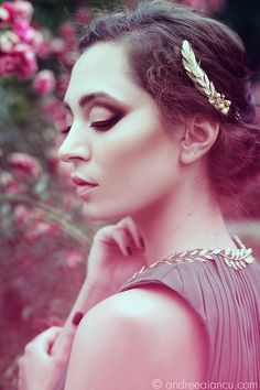 © andreeaiancu.com / photographer, photography, rose garden, haute couture, fashion, nature, fairytale, editorial, designer, story, dream, m.d. burnette, adina trohin, make-up