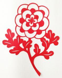 Wild Flower Stencils | permalink: Pop Art Flower category:
