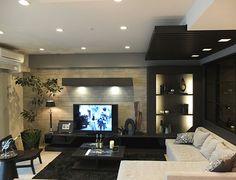 L307 リビングに+α リビングの中に趣味室を設け、家族や仲間が集う空間に。