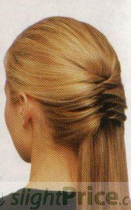 Hairigami woven hair