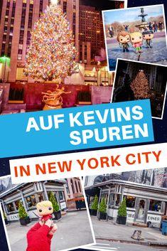 """Als riesige """"Kevin - Allein in New York"""" Fans mussten wir uns natürlich die Drehorte im Big Apple vor Ort anschauen!    #New York #NYC Manhattan, Utah, Las Vegas, Colorado, Hotels, Florida, Nyc, Time Of The Year, Wonderful Time"""
