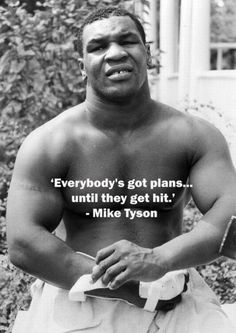 Iron Mike!