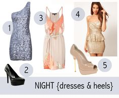 What to Pack for Las Vegas {NIGHT}