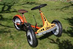 Liliput Dreirad / DDR Ostalgie Kinder Spielzeug Lilliput Tretauto - From my HoMe Rc Tank, Corvette Cabrio, Benz Amg, Rc Autos, Craft Room Storage, East Germany, Pedal Cars, Childhood Memories, Kids Toys