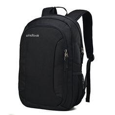 Windtook+Laptop+Backpack+Computer+Bag+Lightweight+Daypack+School+Bag+Book+Bag+College+Bag+Travel+Bag+Sports+Bag+Weekend+Bag+Fits+Notebooks+Up+to+15.6+inches