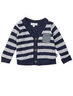 2eab13142 Splendid Official Store, Thermal Stripe Cardigan, navy, Kid's Layers for  Everyday, SKBA82514