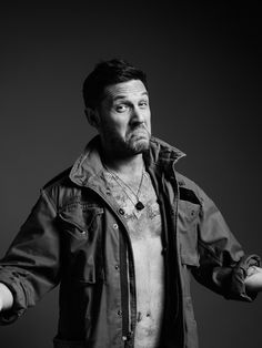 Tom Hardy Esquire Interview - Oh No They Didn't!