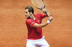 Roland Garros 2014: la tenue de Richard Gasquet!
