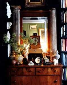 Spicer + Bank: by Allison Egan: House Tour: Old World Chic in Chicago