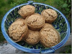 Cinnamon Date Muffins from Meg's Food Reality